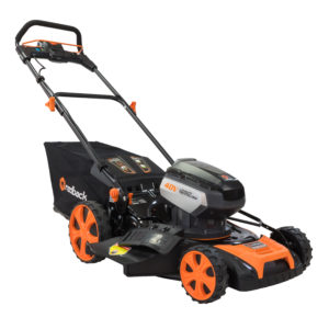 Redback 40V Lithium Ion Cordless Lawn Mower Kit