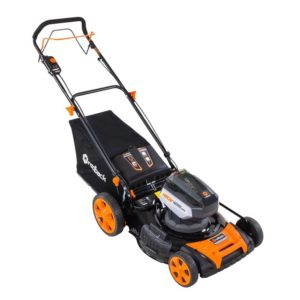 Redback 120V, Self Propelled, Cordless Electric Mower